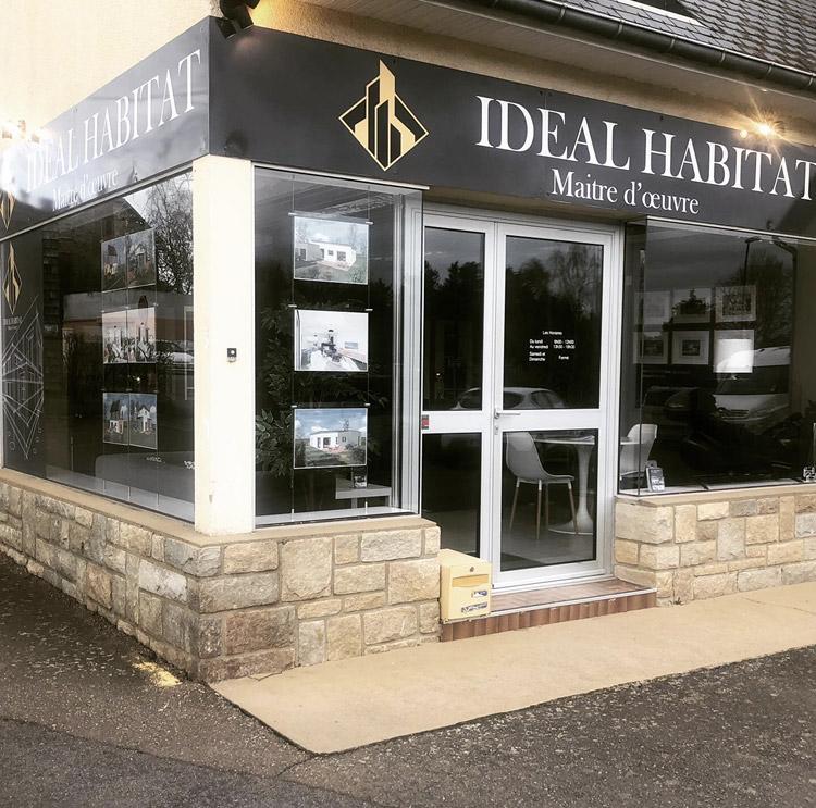 Idéal Habitat maison Rennes