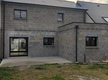 Maison neuve Nouvoitou